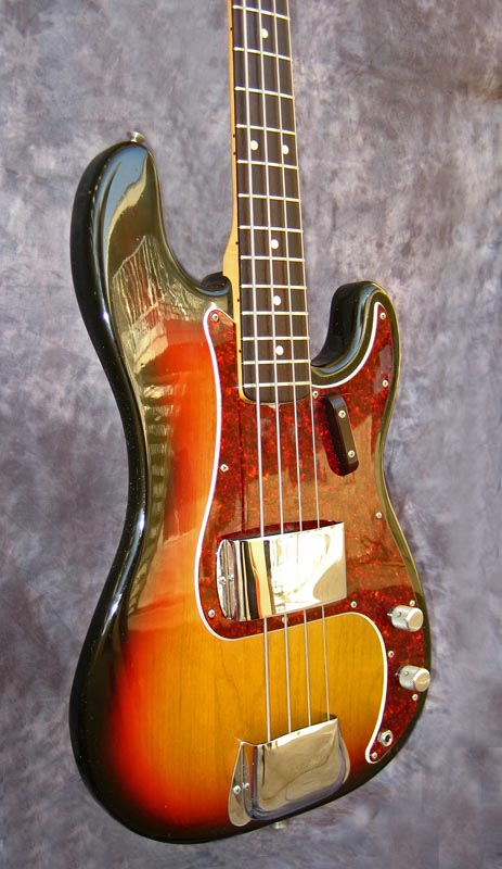 The Weight Of These Vintage Basses Can Vary By One To And A Half Pounds This