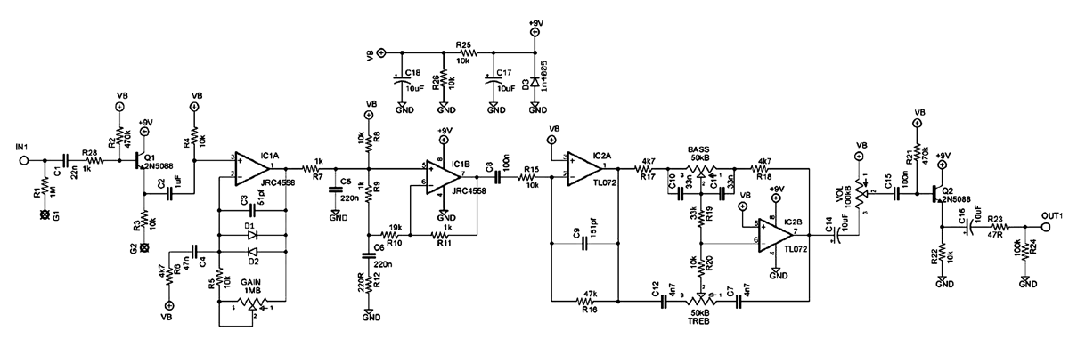BBschematic2 guitar preamp circuit diagram circuit and schematics diagram preamp wiring diagram at bayanpartner.co